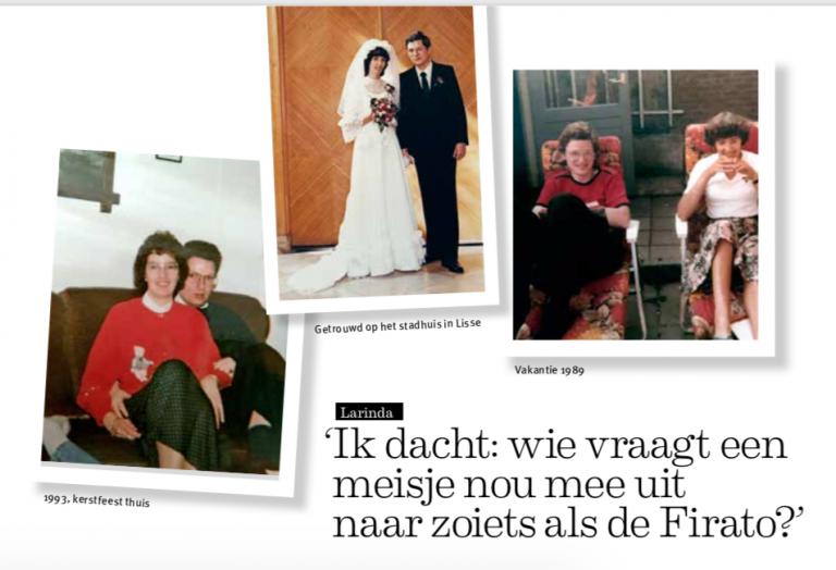 Dirk en Larinda zijn 42 jaar bij elkaar, wat is hun geheim?