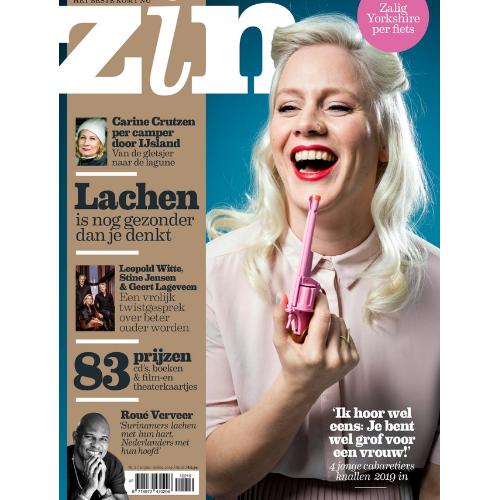 Zin editie 2 – 2019
