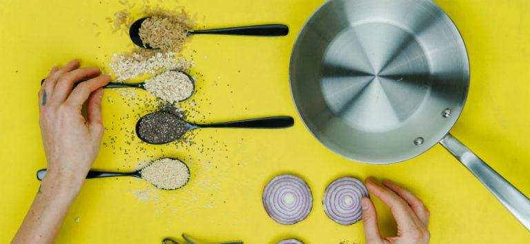 'Écht goed kunnen koken niet gaat over slaafs receptuur volgen