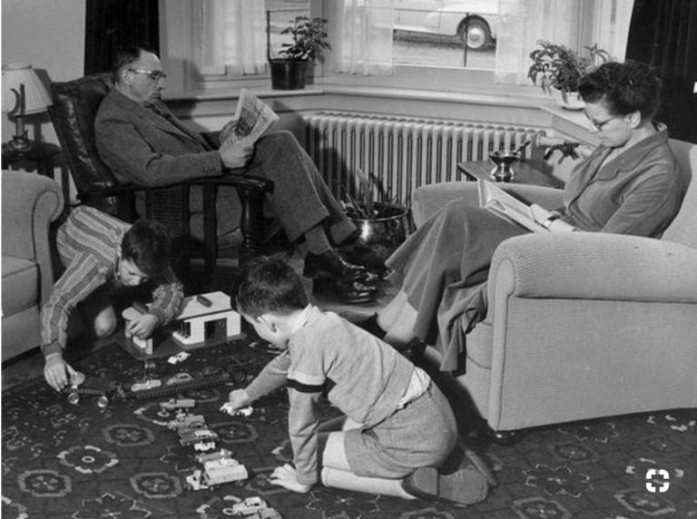 10 huiselijke tafereeltjes om heel nostalgisch van te worden