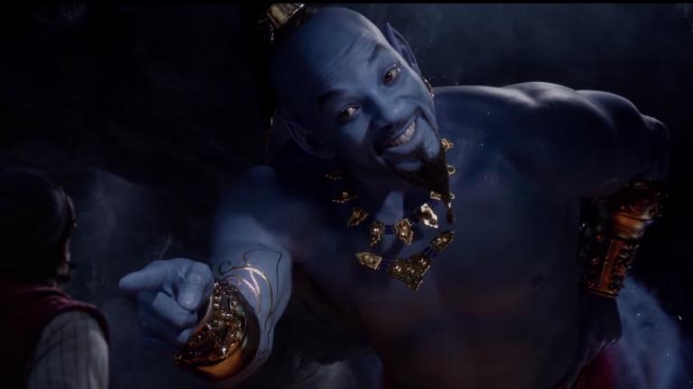 Wow! Disney doet succesnummer Aladdin echt heel vet over