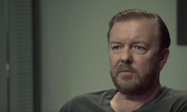 Waarom je 'After Life' van Ricky Gervais helemaal uit moet kijken