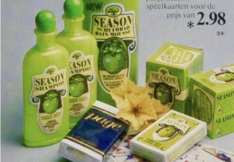 Deze cosmetica-producten had iederéén in de badkamer staan