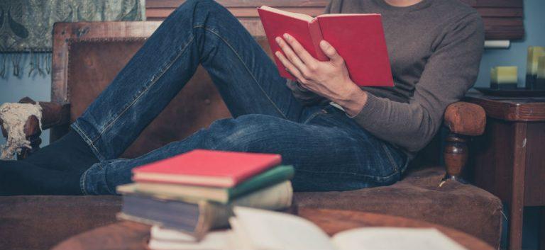 Zet Netflix in slaapstand en laat je door deze boeken meesleuren