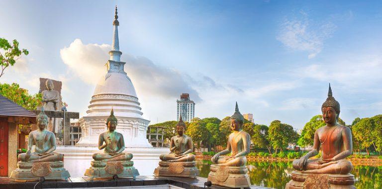 Indrukwekkende tempels, cultuur, exotische natuur én strand
