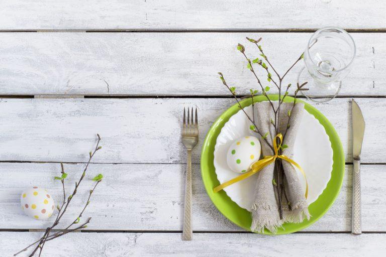Fijne recepten voor een heerlijk Pasen