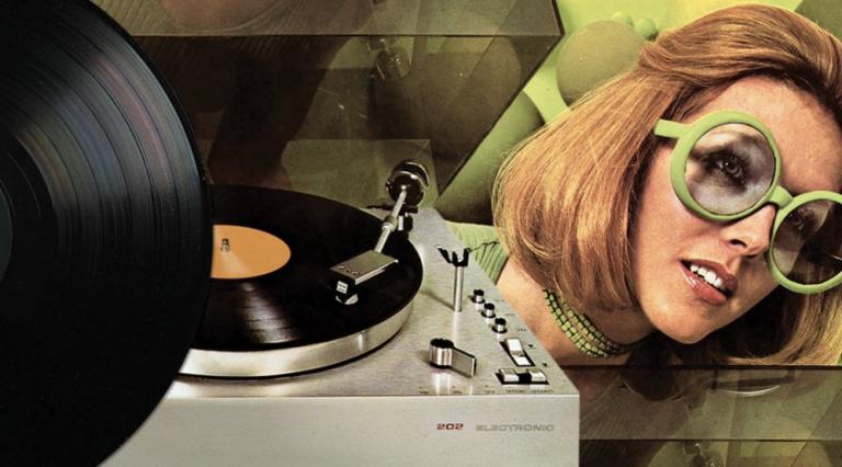 Zien! De gouden jaren van de vinyl