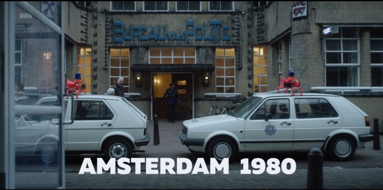 Van de nieuwe Baantjer-film krijg je bijna heimwee naar de jaren '80