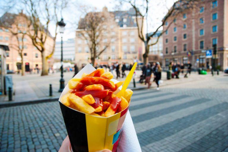 'Voel de gastvrijheid in de vele restaurants en cafés'