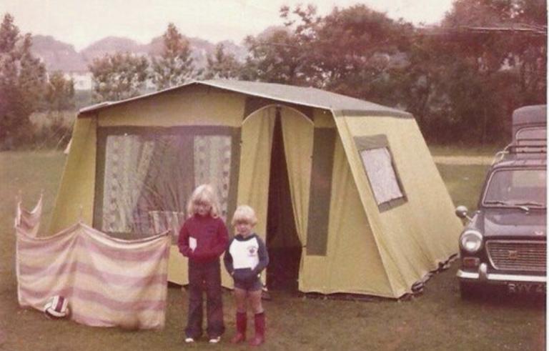 Weet je nog? Zo kampeerden we vroeger!