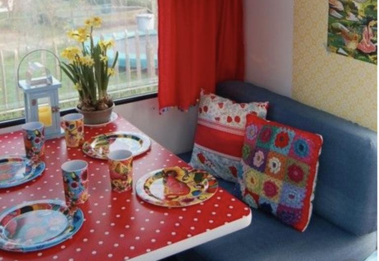 10 caravan-interieurs die wel heel gezellig zijn