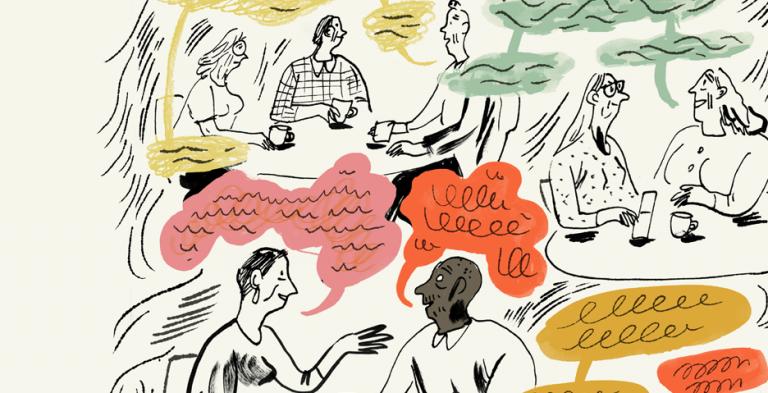 9 tips voor een goed gesprek