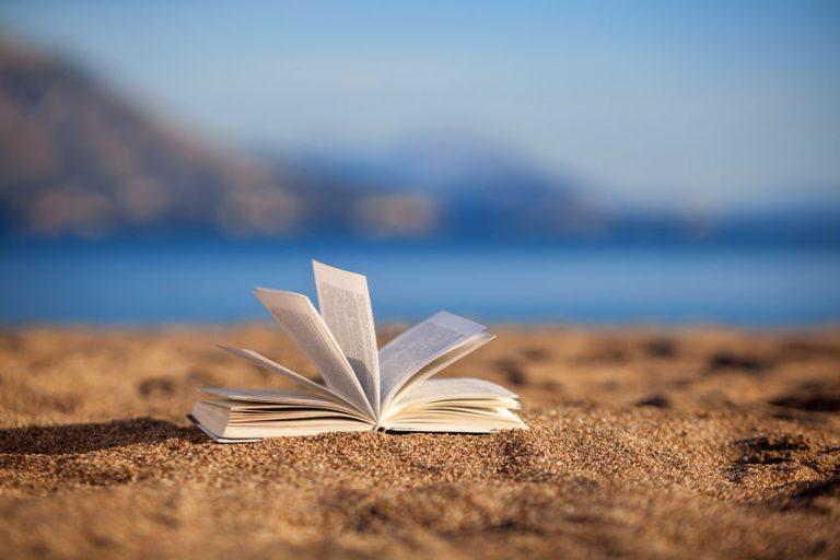 Vier goede boeken voor in de vakantiekoffer!