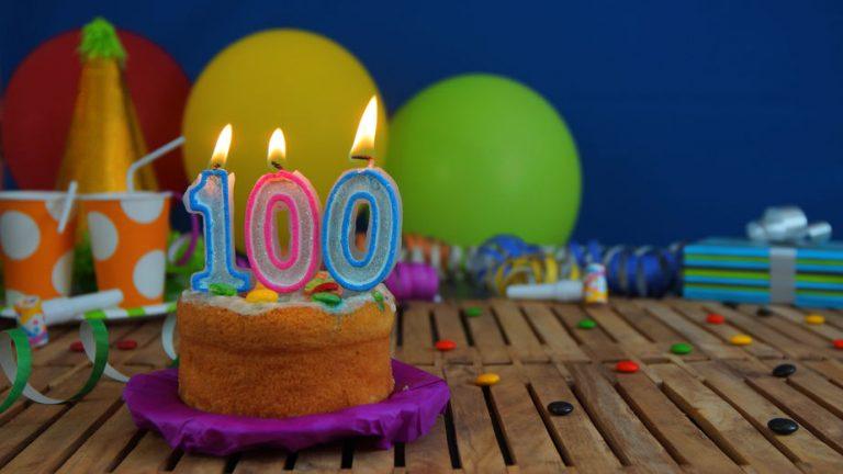 Gezond en gelukkig op naar de honderd
