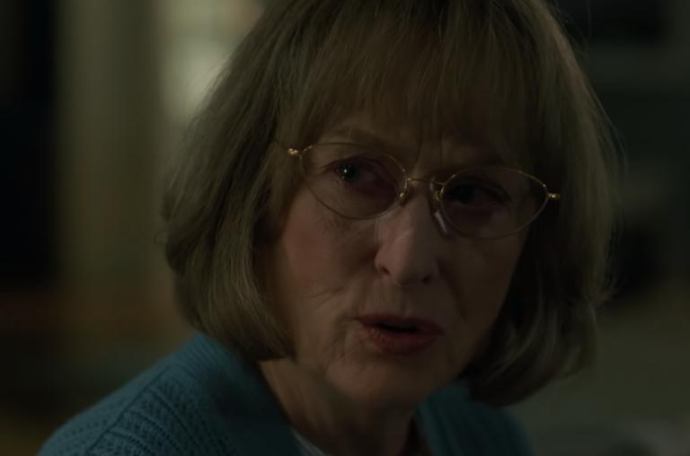 Meryl Streep (al 70!) schittert in HBO-serie