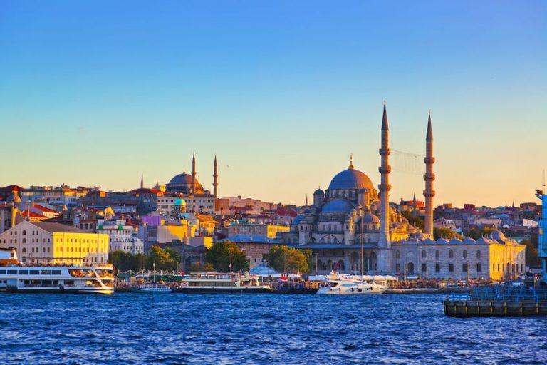 Ontdek trendy Istanbul
