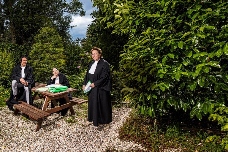 De Weski's: een nuchtere, hechte advocatenfamilie