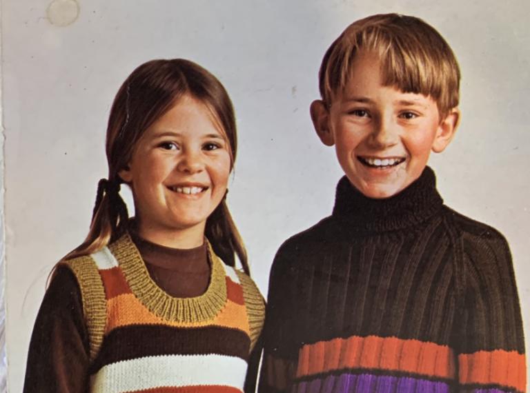 Kijken! een verzameling van tamelijk idiote mode uit de jaren zeventig