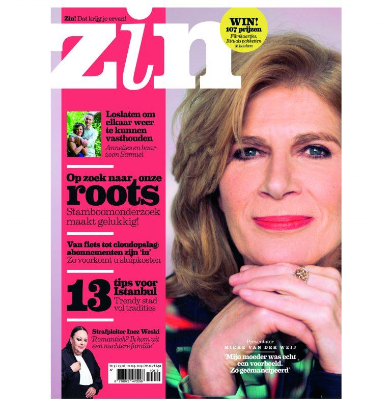 Zin editie 9 – 2019