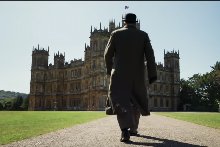 Nog even aftellen, dan komt de Downton Abbey-film in de bioscoop
