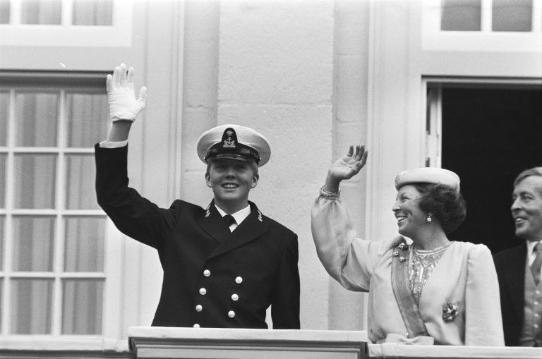Prinsjesdag toen en nu, in 12 nostalgische foto's
