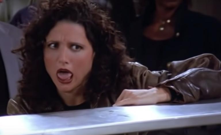 Dit is misschien wel de grappigste aflevering van Seinfeld