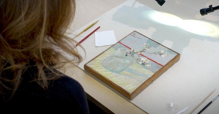 Nu in de bioscoop: kunstdocu Van Gogh & Japan
