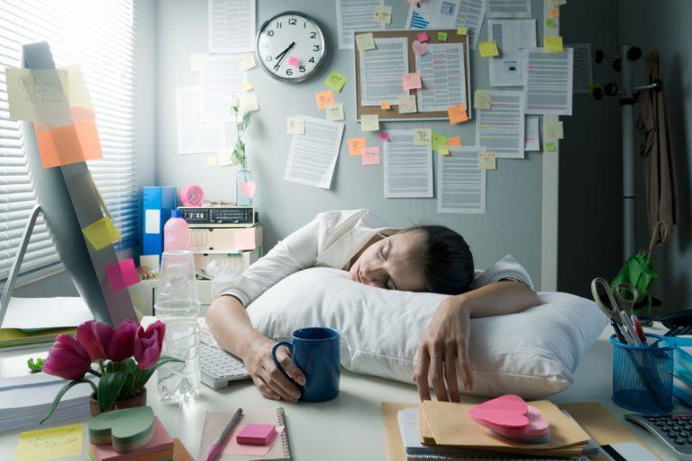 Waarom je overdag een dutje moet doen
