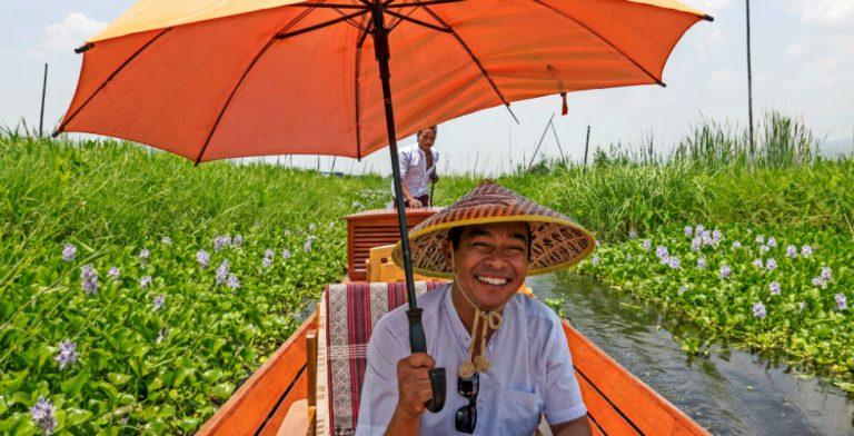 De wondere wereld van Myanmar en Thailand