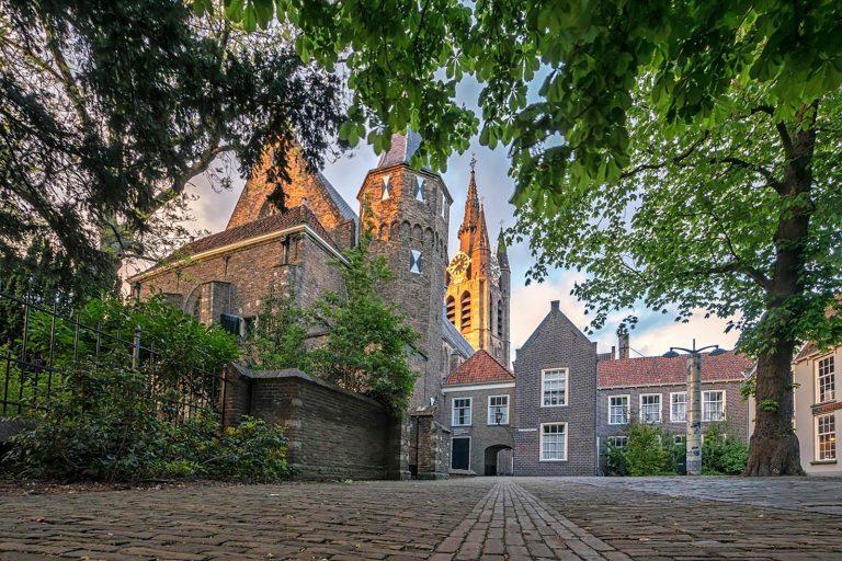 Ontdek het Delft van Pieter de Hooch