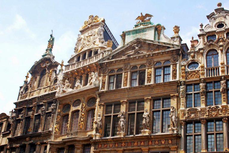 Dalí en Magritte in Brussel