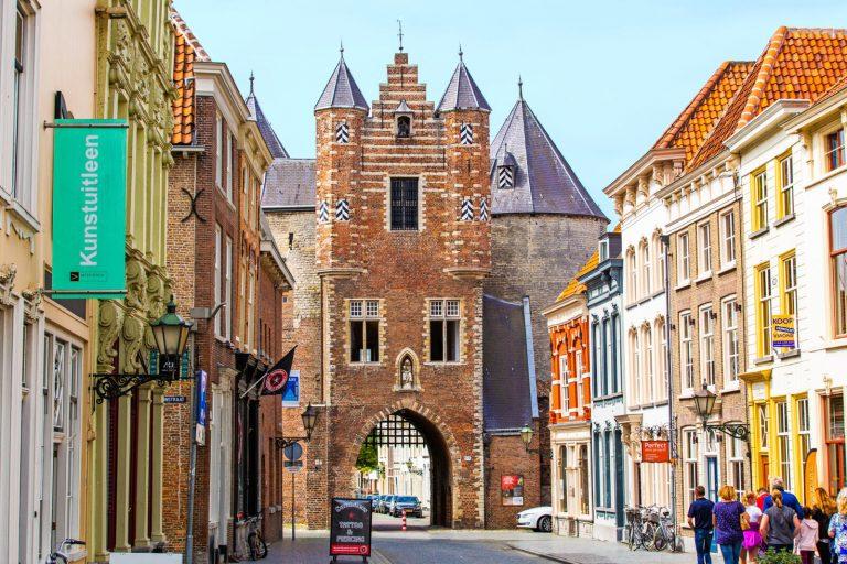 75 jaar bevrijding: ontdek Bergen op Zoom