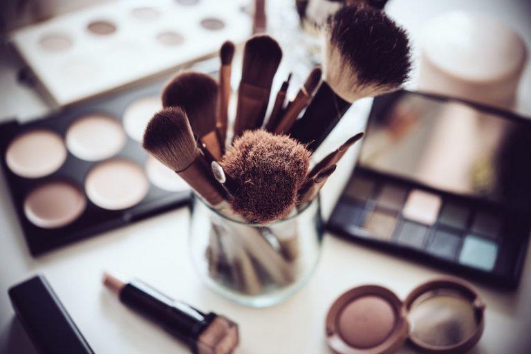 Make-up advies van Manous