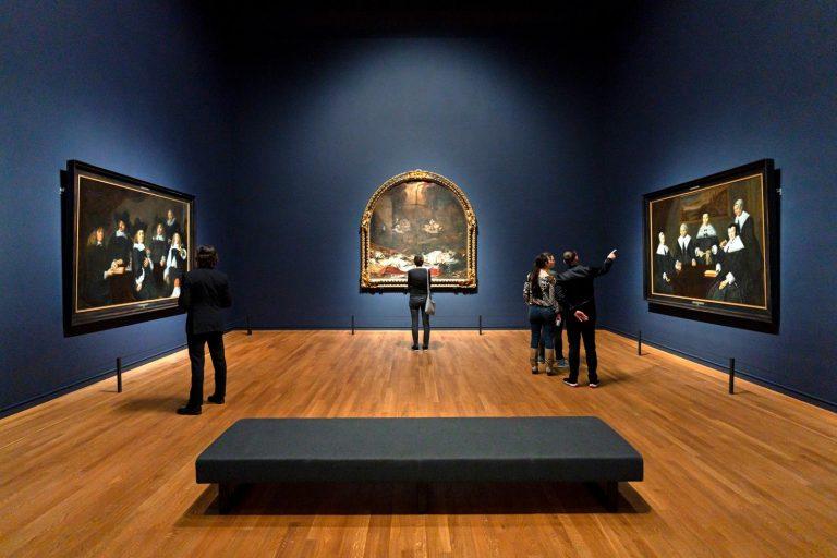 Nieuw in het Rijksmuseum: Rembrandt-Velázquez