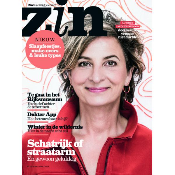 Zin editie 13 – 2019