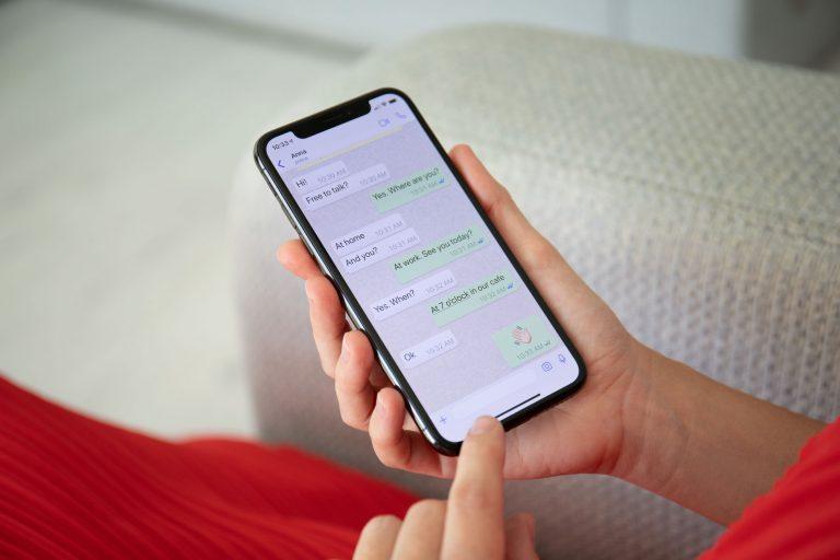 'Ik word zenuwachtig van onze familie-app'