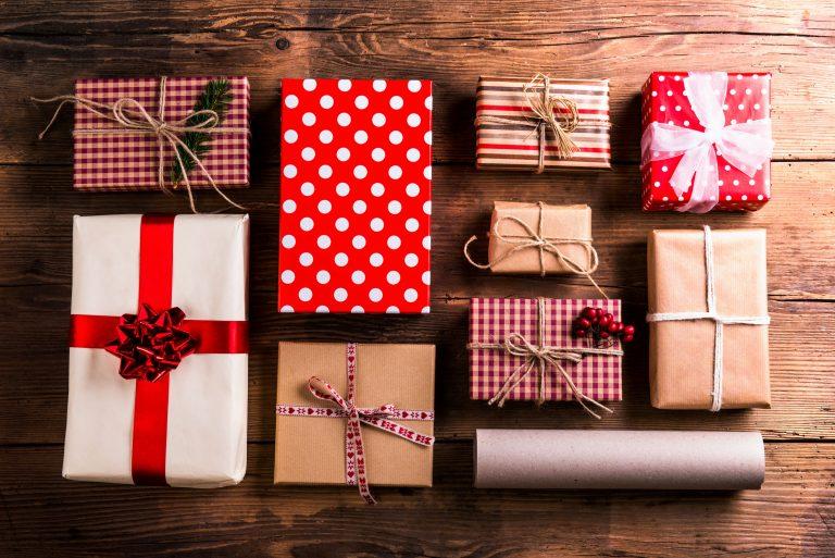 'Wat doe ik aan die buitensporige en kostbare cadeaus?'