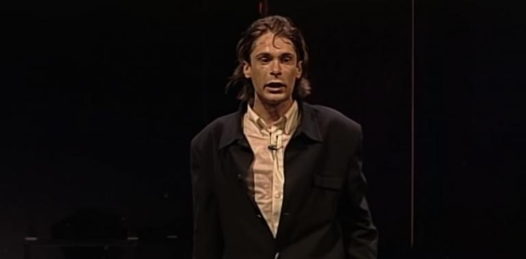 Cabaretklassieker: het Kerstverhaal volgens Hans Teeuwen