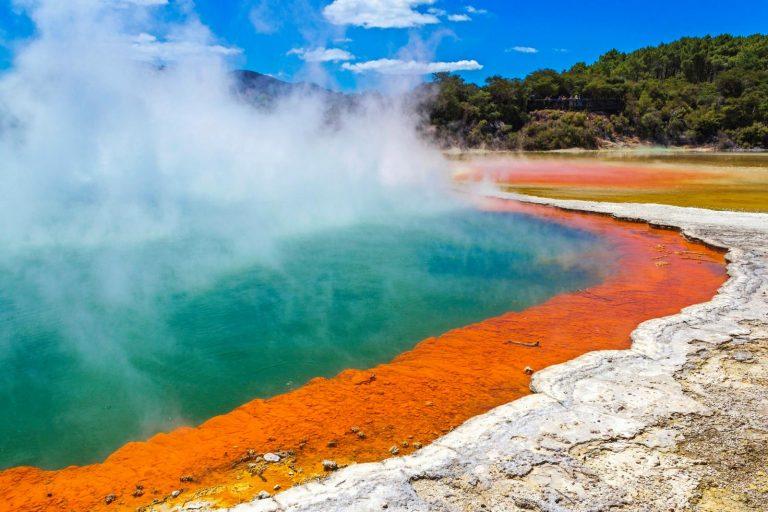 'Rijdend door Nieuw-Zeeland zie je elke dag een compleet ander landschap'