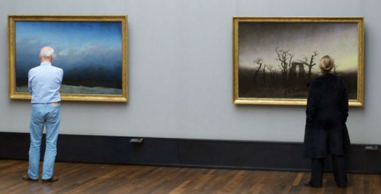 Museumbezoekers worden zelf kunstwerken