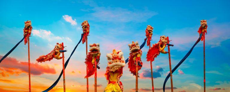 Zo vier je Chinees Nieuwjaar