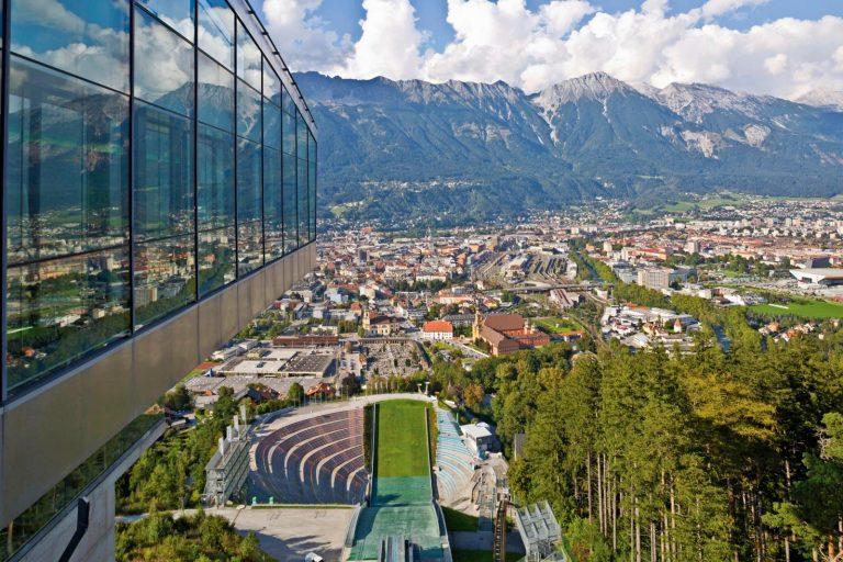 Wandelwalhalla Innsbruck