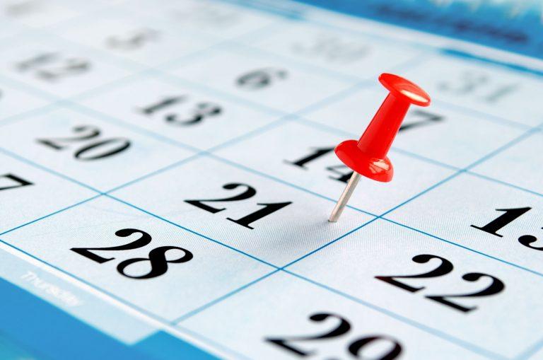 Digitaal een datum prikken is makkelijk én overzichtelijk