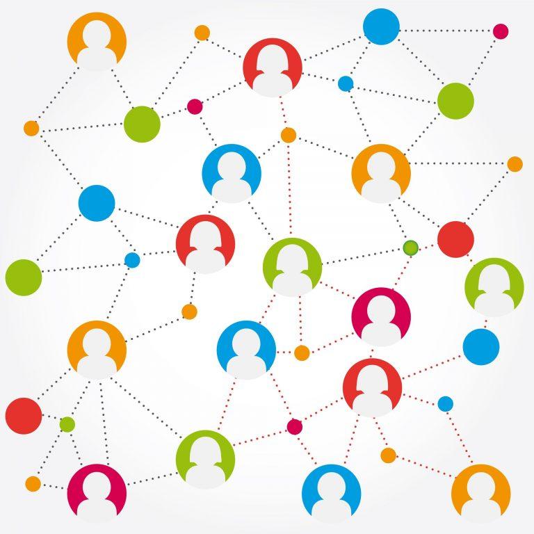 Naadloos netwerken