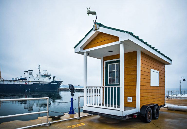 Tiny house, groot effect