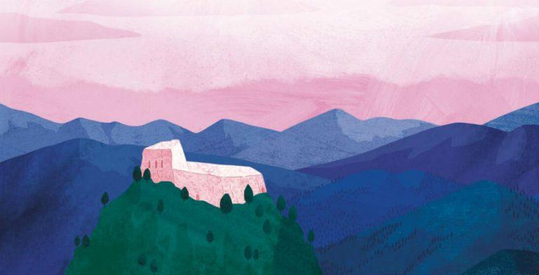 Dromerige illustraties en inspirerende reisverhalen