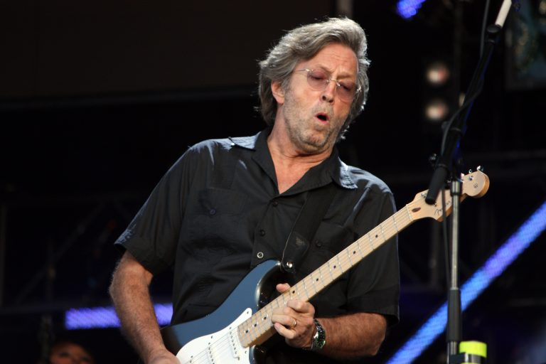 Eric Clapton is jarig!