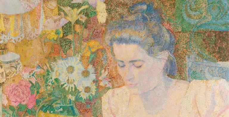 Bezoek de tentoonstelling Spiegel van de ziel. Toorop tot Mondriaan voor openingstijd