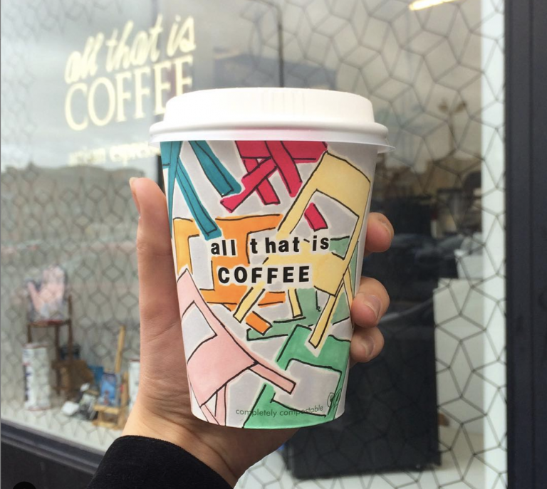 Van koffiebeker tot kunstwerk