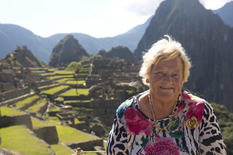 Op naar Peru met Erica Terpstra